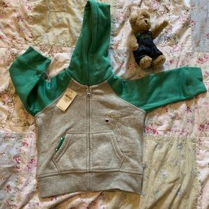 Other - NWT baby Gap frog jacket